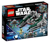 LEGO 75168, Star Wars, Yoda's Jedi Starfighter, Yodin zvjezdani lovac