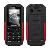 Mobitel EVOLVEO Strongphone X3, dual SIM, posebni dizajn za otpornost