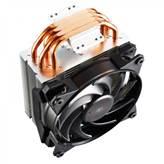 Cooler COOLERMASTER  MasterAir Pro 4, s. 2011-v3/2011/1366/1156/1155/1151/1150/775/AM4/AM3+/AM3/AM2+/AM2/FM2+/FM2/FM1