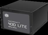 Napajanje 400W, COOLERMASTER MasterWatt Lite 400, MPX-4001-ACABW-EU, ATX v2.31, 120mm vent., PFC, 80+