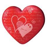 3D slagalica RAVENSBURGER, Heart, srce