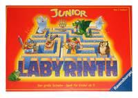 Društvena igra RAVENSBURGER, Labyrinth Junior