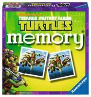 Društvena igra RAVENSBURGER, Memory Teenage Mutant Ninja Turtles, Ninja kornjače memory