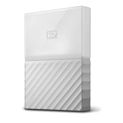 """Tvrdi disk vanjski 4000.0 GB WESTERN DIGITAL My Passport WDBYFT0040BWT, USB 3.0, 5400 okr/min, 2.5"""", bijeli"""