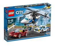LEGO 60138, City, High-speed Chase, brza potjera