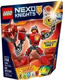 LEGO 70363, Nexo Knights, Battle Suit Macy, Macy u bojnom odijelu