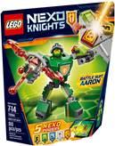 LEGO 70364, Nexo Knights, Battle Suit Aaron, Aaron u bojnom odijelu
