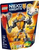 LEGO 70365, Nexo Knights, Battle Suit Axl, Axl u bojnom odijelu