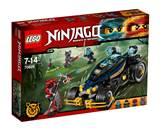LEGO 70625, Ninjago, Samurai VXL, samurajsko vozilo