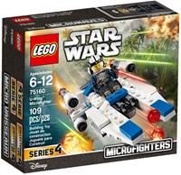 LEGO 75160, Star Wars, U-Wing