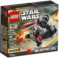 LEGO 75161, Star Wars, TIE Striker