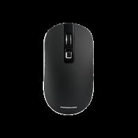 Miš MODECOM MC-WM101, optički, 1600dpi, crni, bežični, USB