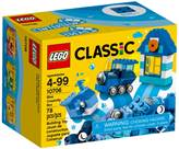 LEGO 10706, Classic, Blue Creativity Box, plava kutija kreativnosti