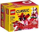 LEGO 10707, Classic, Red Creativity Box, crvena kutija kreativnosti