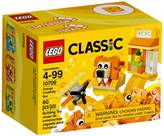 LEGO 10709, Classic, Orange Creativity Box, narančasta kutija kreativnosti