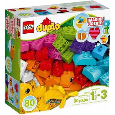 LEGO 10848, Duplo, My First Bricks, moje prve kocke
