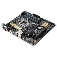 Matična ploča ASUS Z170M-PLUS, Intel Z170, DDR4, zvuk, G-LAN, S-ATA 3, M.2, PCI-E 3.0, USB 3.0, D-SUB, DVI, HDMI, mATX, s. 1151