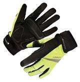 Biciklističke rukavice ENDURA Luminite WP, veličina M, žute