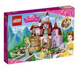 LEGO 41067, Disney, Belle's Enchanted Castle, Bellein začarani dvorac