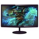 "Monitor 27"" LED PHILIPS 277E6EDAD, FHD, IPS, 5ms, 300cd/m2, FHD, 20.000.000:1, D-SUB, DVI, HDMI, zvučnici, SoftBlue, crni - razred energetske učinkovitosti B"