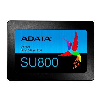 "SSD 256.0 GB ADATA SU800 SATA 3D Nand, ASU800SS-256GT-C, SATA3, 2.5"", maks do 560/520 MB/s"