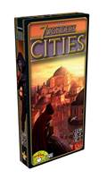 Društvena igra 7 WONDERS - Cities, ekspanzija