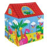 Aktivni centar, dječja kućica za igru, 102x76x110cm