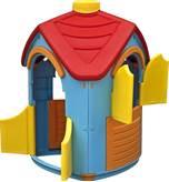 Aktivni centar, dječja kućica za igru, 95x102x126cm