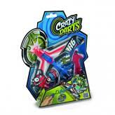 Igračka CRAZY DARTS single pack, pogodi aliena, ispaljivač, 1x strelica, 1x alien meta