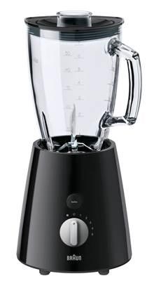 Blender BRAUN JB 3060, crni