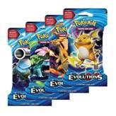 Igraće karte POKEMON, XY Evolutions, booster