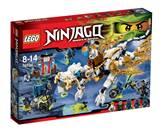 LEGO 70734, Ninjago, Master Wu Dragon, zmaj majstora Wua
