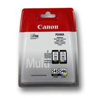 Tinta CANON PG-545 + CL-546, za Pixma iP2850/MG2450/MG2500/MG2550/MG2950/MX495, multipack