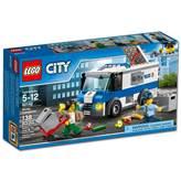 LEGO 60142, City, Money Transporter, vozilo za prijevoz novca
