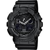 Muški ručni sat CASIO G-Shock, GA-100-1A1ER