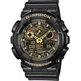 Muški ručni sat CASIO G-Shock, GA-100CF-1A9ER