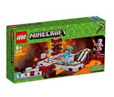 LEGO 21130, Minecraft, The Nether Railway, željeznica u Netheru
