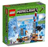 LEGO 21131, Minecraft, The Ice Spikes, ledeni šiljici