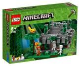 LEGO 21132, Minecraft, The Jungle Temple, hram u prašumi