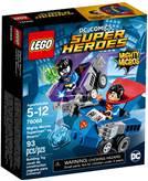 LEGO 76068, DC Comics Super Heroes, Superman vs. Bizzaro, mighty micros