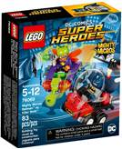 LEGO 76069, DC Comics Super Heroes, Batman vs. Killer Moth, mighty micros