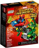 LEGO 76071, Marvel Super Heroes, Spider-Man vs. Scorpion, mighty micros