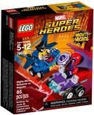 LEGO 76073, Marvel Super Heroes, Wolverine vs. Magneto, mighty micros