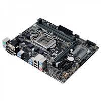 Matična ploča ASUS B250M-K, Intel B250, DDR4, zvuk, G-LAN, SATA, M.2, PCI-E 3.0, D-Sub, DVI, USB 3.0, mATX, s. 1151