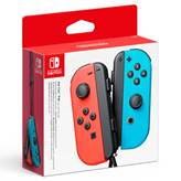 Gamepad NINTENDO, Switch Joy-Con Pair Neon Red i Neon Blue, bežični, crveni-plavi