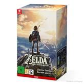 Igra za NINTENDO Switch, The Legend of Zelda: Breath of the Wild Limited Edition Switch