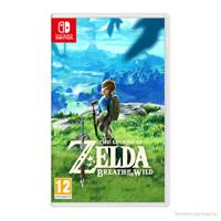 Igra za NINTENDO Switch, The Legend of Zelda: Breath of the Wild Switch