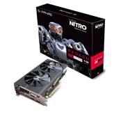 Grafička kartica PCI-E SAPPHIRE AMD RADEON RX 470 OC NITRO, 4GB GDDR5, HDMI, DP, DVI-D