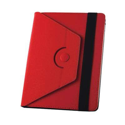 """Futrola GREENGO Orbi360, za tablet, za 9""""-10˝, rotirajuća, sa stalkom, crvena"""