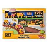 Igračka TOY STATE, CAT Express, vlak na baterije